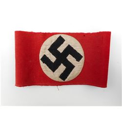 WWII GERMAN N.S.D.A.P.P. ARM BAND