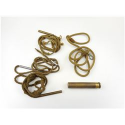 WWII BRITISH MILITARY FIREARM ACCESSORIES