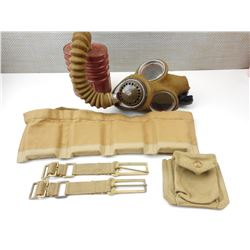 WWII CANADIAN/BRITISH MILITARY LOT