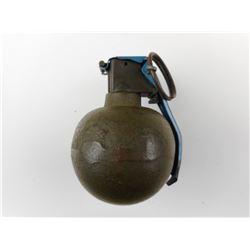 INERT/DUMMY BASEBALL M67 GRENADE