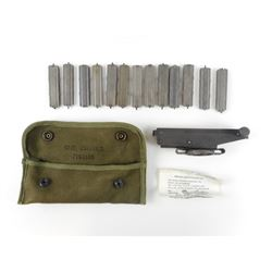U.S. MILITARY GRENADE LAUNCHING SIGHT & STRIPPER CLIPS
