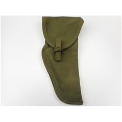 CANADIAN MILITARY P52 CANVAS HOLSTER FOR INGLIS HIGH POWER