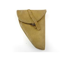 WWII CANADIAN 1ST PATTERN/CHINESE HOLSTER FOR INGLIS HIGH POWER