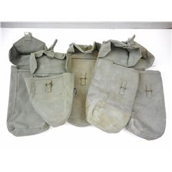 CANADIAN MILITARY PATTERN 52 POUCHES