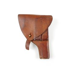LEATHER HOLSTER FOR SWEDISH FN 1907