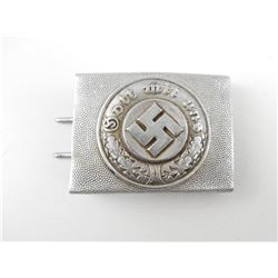 WWII GERMAN GOTT MIT UNS BELT BUCKLE