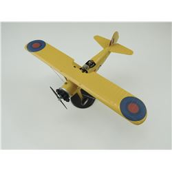 METAL MODEL AIRPLANE: BOEING STEARMAN