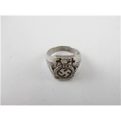 WWII GERMAN HITLER YOUTH LEADERS RING