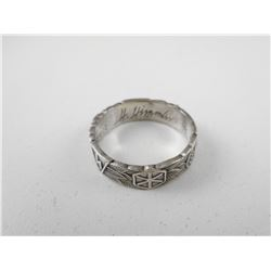 WWII GERMAN SS HONOUR RING