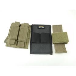 ASSORTED TACTICAL POUCHES