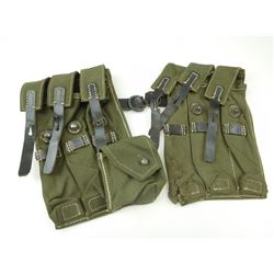WWII MP 40 MAGAZINE POUCHES