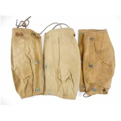 WWII BREECH COVERS