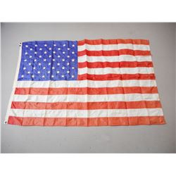 U.S.A. 50 STAR EMBROIDERED FLAG