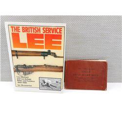 BRITISH ENFIELD & S.M.L.E. BOOKS