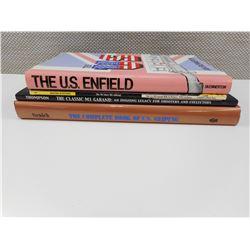 ASSORTED U.S. FIREARMS BOOKS