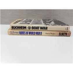 NAVY BOOKS