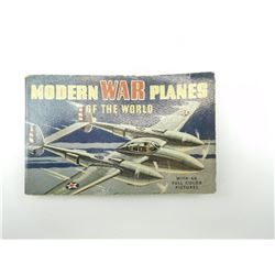 WWII ERA BOOK: MODERN WAR PLANES OF THE WORLD