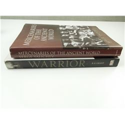 MERCENARY & WARRIOR BOOKS