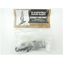 HAWKEN VERNIER TANG SIGHT NO 719