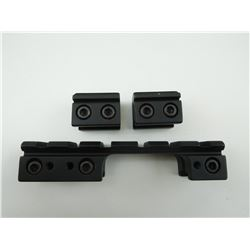 SCOPE GROOVE RISER MOUNTS