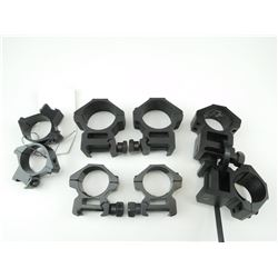 ASSORTED SCOPE MOUNTS