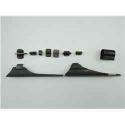 ASSORTED FRONT SIGHTS & RAMPS