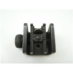 US MILITARY 1903A3 .30-06 REAR SIGHT