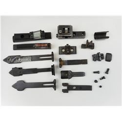 ASSORTED MISC. SIGHT PARTS