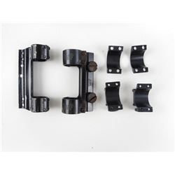 ASSORTED SCOPE MOUNTS & RINGS