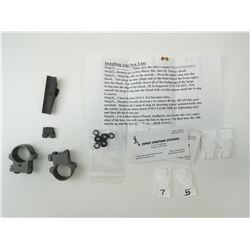 ASSORTED SCOPE ACCESSORIES & FOLDING SIGHTS