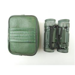 TASCO 165 R 8 X 21 BINOCULARS WITH SOFT CASE