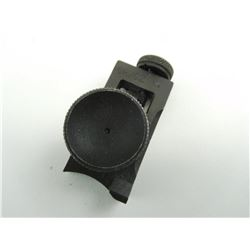 WWII CANADIAN REAR SIGHT FOR C NO 7 LEE ENFIELD .22