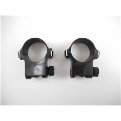 SCOPE RINGS FOR RUGER NO 1 RIFLE