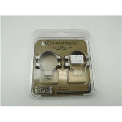 LEUPOLD STD SCOPE RINGS