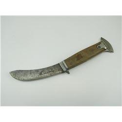 ANTIQUE NICHOLS BROS. SKINNING KNIFE