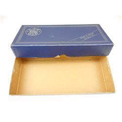 EMPTY S&W BOX