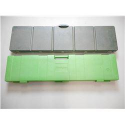 REMINGTON HARD PLASTIC RIFLE CASE & OTHER HARD RIFLE CASE