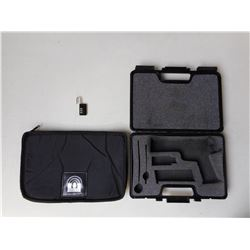 VALTRO HARD CASE FOR HAND GUN & HAND GUN SOFT CASE WITH LOCK