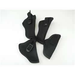BLACK CANVAS HOLSTERS