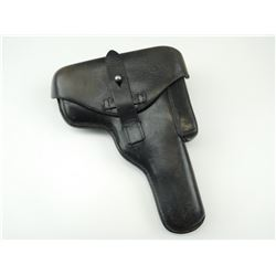 POST WAR LEATHER HOLSTER FOR WALTHER P1