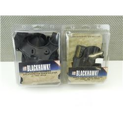 BLACKHAWK HANDGUN HOLSTER & SHOULDER HARNESS