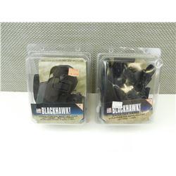 BLACKHAWK HANDGUN HOLSTER & SHOULDER HARNESS
