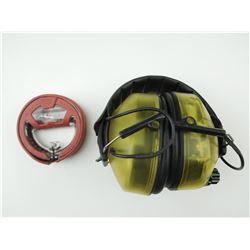 ELECTRONIC EAR PROTECTION & BORE BOSS