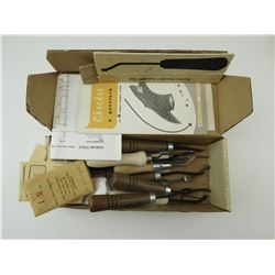ASSORTED GUNSMITHING TOOLS