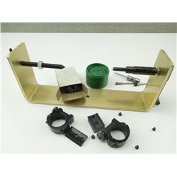 B-SQUARE BOLT-DEX JEWELING FIXTURE & SCOPE RINGS