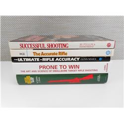 ASSORTED SHOOTING BOOKS