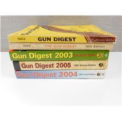 ASSORTED GUN DIGEST