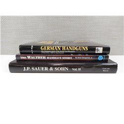 GERMAN GUNMAKERS BOOKS