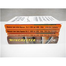 COLLECTION OF WINCHESTER BOOKS