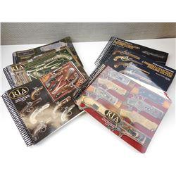 ROCK ISLAND AUCTION COMPANY CATALOGS FROM: SEPT 2009, DEC 2010, APR 2009